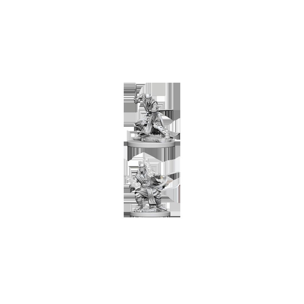 D&D Nolzur's Marvelous Unpainted Miniatures: Githzerai