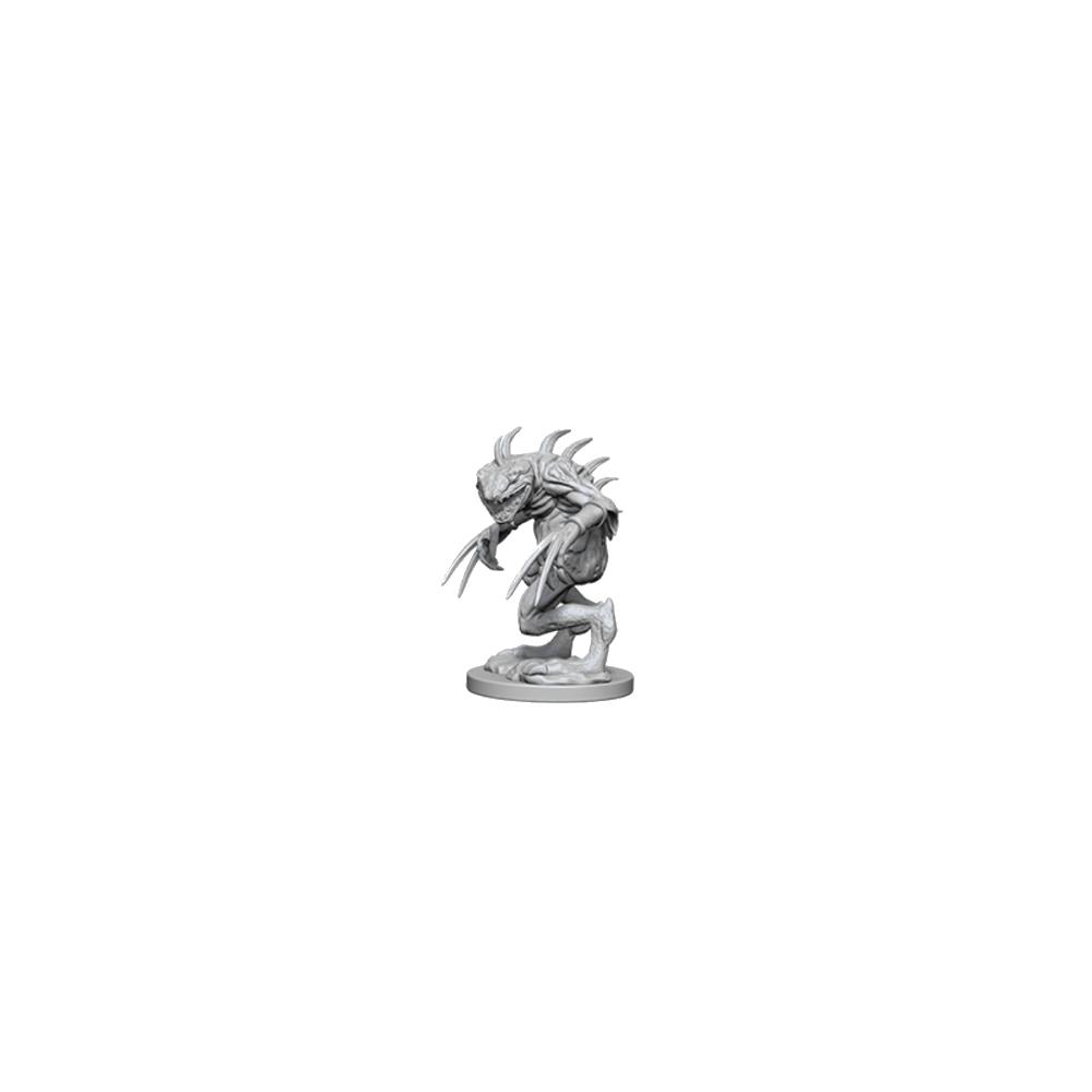 D&D Nolzur's Marvelous Unpainted Miniatures: Grey Slaad & Death Slaad