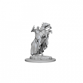 Pathfinder Unpainted Miniatures: Knight On Horse