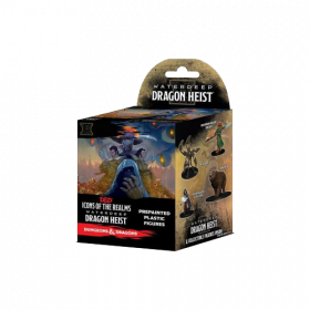 Dungeons & Dragons Icons of the Realms: Waterdeep Dragon Heist Booster