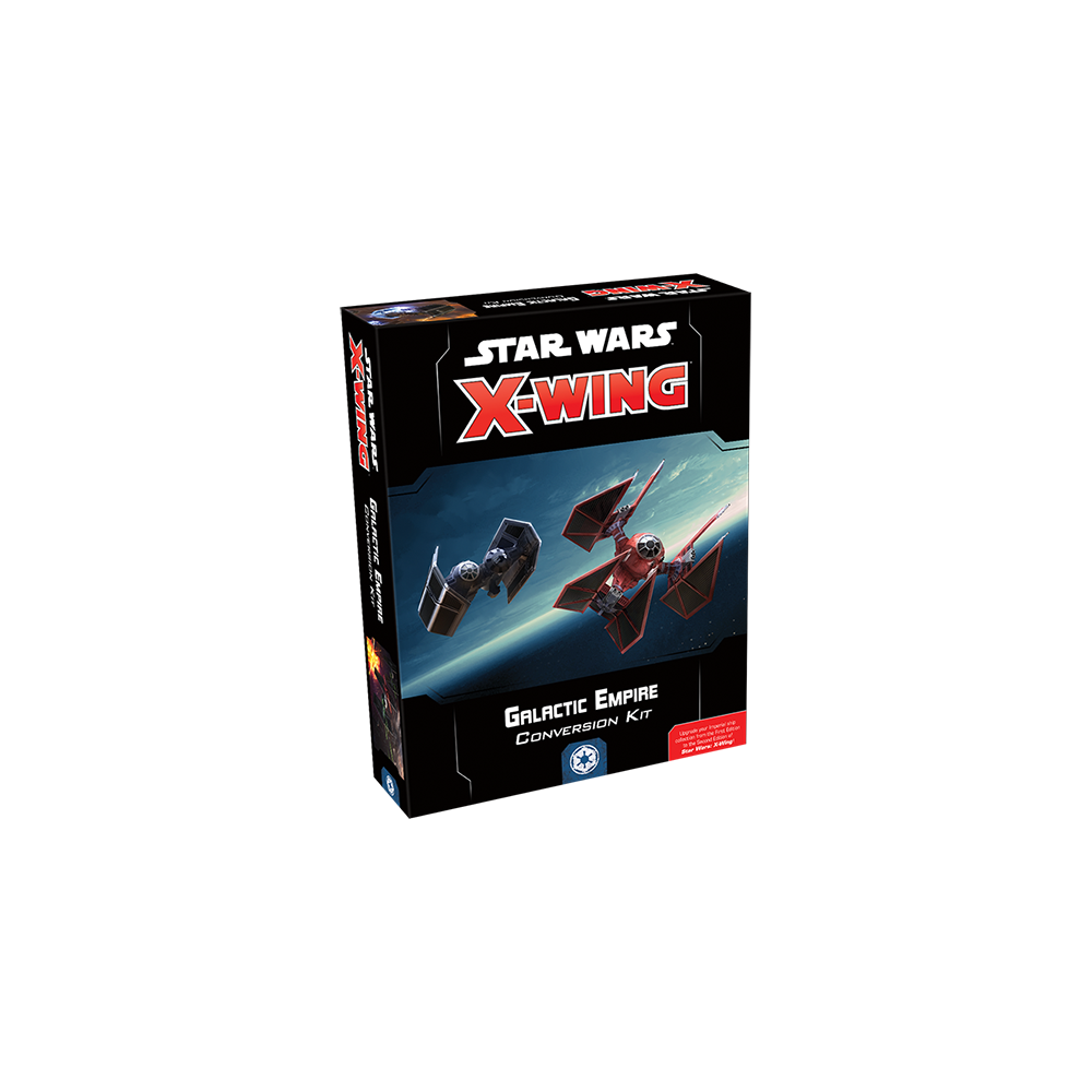 Star Wars X Wing: Galactic Empire Conversion Kit