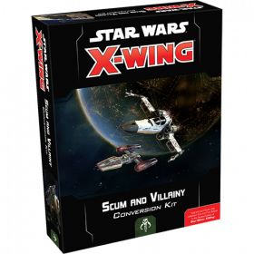 Star Wars X Wing: Scum and Villainy Conversion Kit