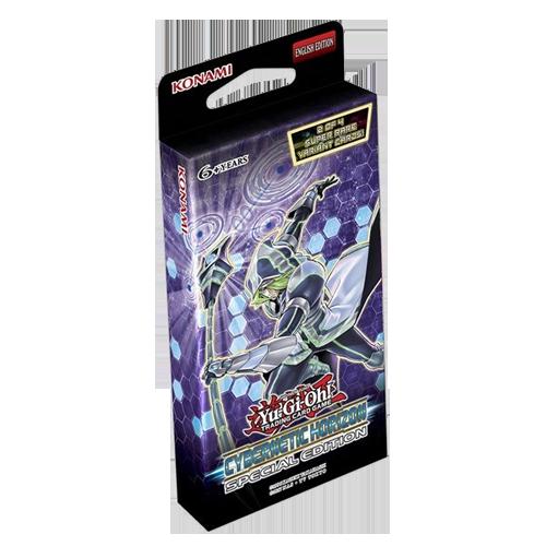 Yu-Gi-Oh!: Cybernetic Horizon - Special Edition