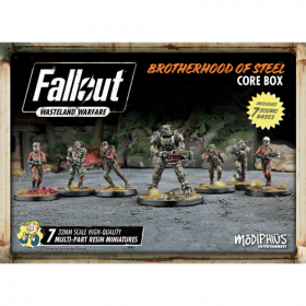 Fallout: Wasteland Warfare - Brotherhood of Steel Core Box