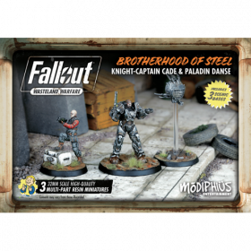 Fallout: Wasteland Warfare - Brotherhood of Steel Knight: Captain Cade