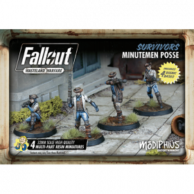 Fallout: Wasteland Warfare - Survivors: Minutemen Posse