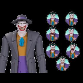Batman Animated Joker Expressions Pack