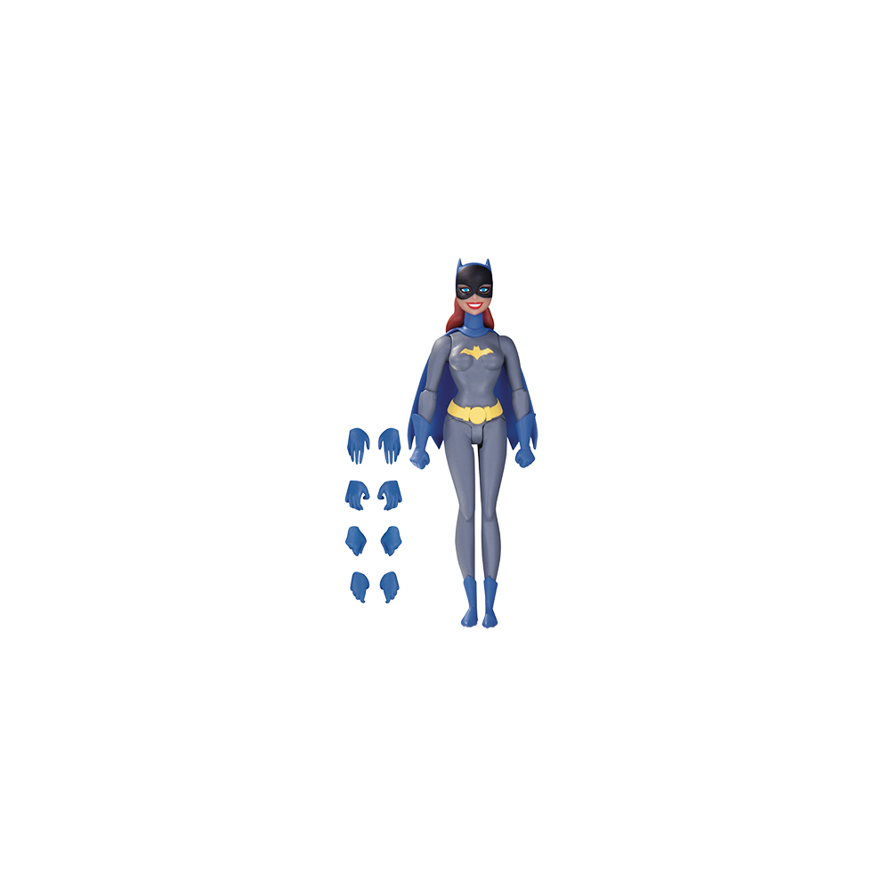 Batman Animated Series Batgirl AF (Graysuit)