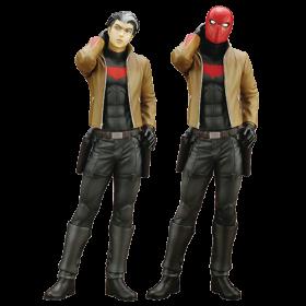DC Comics Red Hood Ikemen Statue (with Bonus Part)
