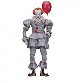 IT - Ultimate Pennywise 18cm (2017 Movie)
