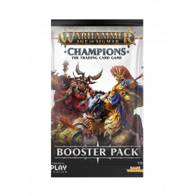 Warhammer Age of Sigmar: Champions Wave 1 Booster
