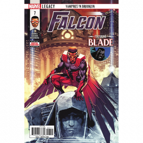 Story Arc - Falcon - Vampires in Brooklyn