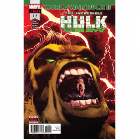 Story Arc - Incredible Hulk - World War Hulk II