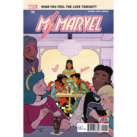 Story Arc - Ms Marvel - Something New