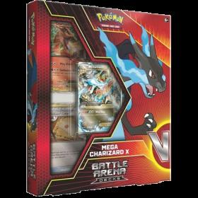Pokemon Trading Card Game: Battle Arena Decks - Mega Charizard X