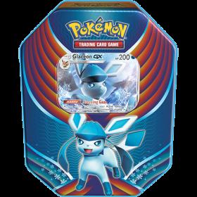 Pokemon Trading Card Game: Evolution Celebration Tin - Glaceon