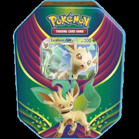 Pokemon Trading Card Game: Evolution Celebration Tin - Leafeon