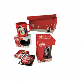 Fallout Gift Box Nuka Cola v2.0