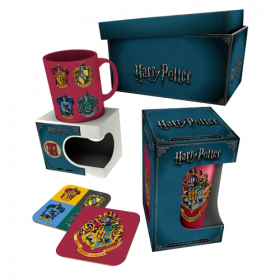 Harry Potter Gift Box Crests v2.0