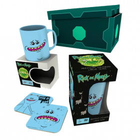 Rick and Morty Gift Box Meeseeks v2.0