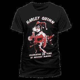 Tricou: Batman - Harley Mischief