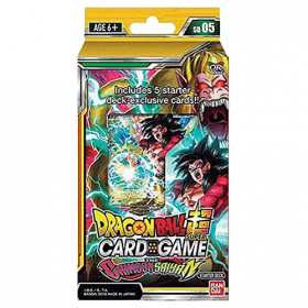 Dragon Ball Super TCG: Starter Deck The Crimson Saiyan