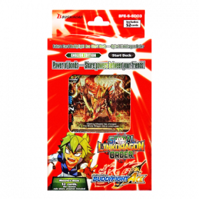 Future Card Buddyfight Ace Start Deck Vol. 3 Spiral Linkdragon Order