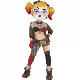 Funko Rock Candy - DC Bombshells - Harley Quinn