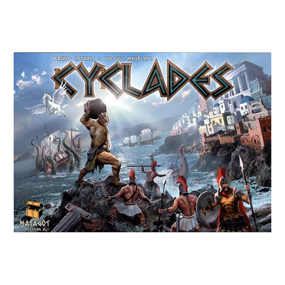 Cyclades (editia in limba romana)