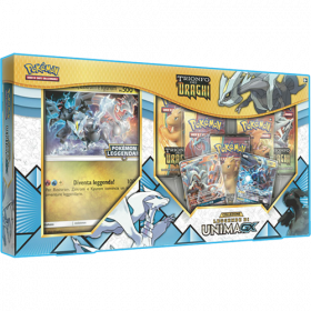 Pokemon Trading Card Game: Dragon Majesty Legends of Unova GX Collection