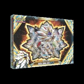 Pokemon Trading Card Game: Solgaleo-GX Box