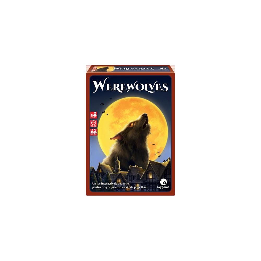 Werewolves (editie in limba romana)