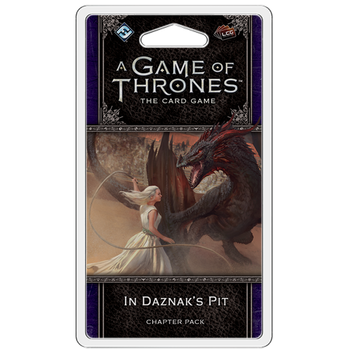 A Game of Thrones: The Card Game (ediţia a doua) – In Daznak's Pit
