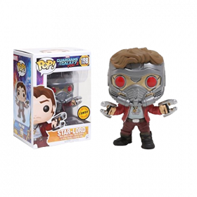 Funko Pop: Guardians of the Galaxy vol 2 - Star-Lord (Chase)