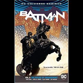 Batman Beyond TP Vol 02 Rise of The Demon (Rebirth)