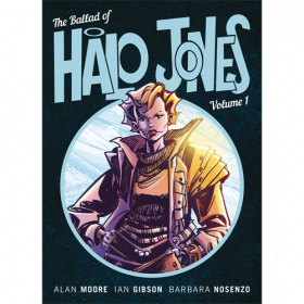 Ballad of Halo Jones TP Vol 01 Color Edition