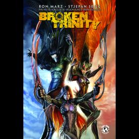 Broken Trinity TP Vol 01