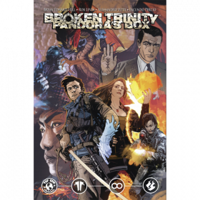 Broken Trinity TP Vol 02 Pandora's Box