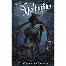 Lady Mechanika TP Vol 04 Clockwork Assassin