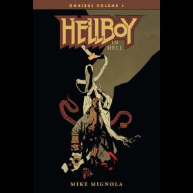 Hellboy Omnibus TP Vol 04 Hellboy in Hell