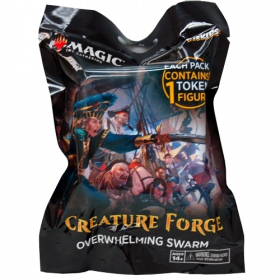 Magic: The Gathering Creature Forge - Overwhelming Swarm Booster