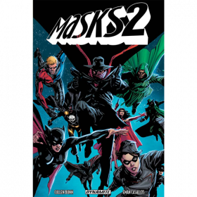 Masks TP Vol 02