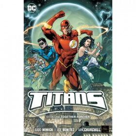 Titans TP Book 01 Together Forever