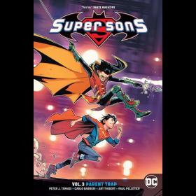 Super Sons TP Vol 03 Parent Trap