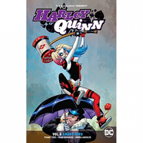 Harley Quinn TP Vol 06 Angry Bird (Rebirth)