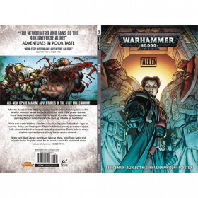 Warhammer 40000 TP Vol 03 The Fallen