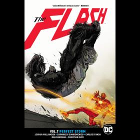 Flash TP Vol 07 Perfect Storm (Rebirth)