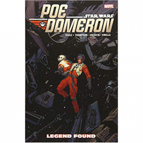 Star Wars Poe Dameron TP Vol 04 Legend Found
