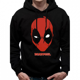 Deadpool - Deadpool Logo Pullover Hoodie