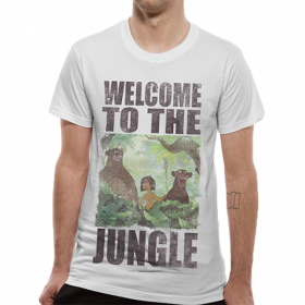 Tricou Jungle Book - Welcome to the Jungle